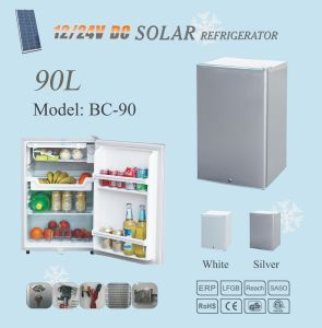 12V/24V DC Solar Refrigerator Freezer Home Use pictures & photos