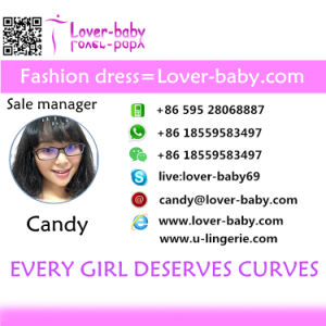 Fashion Casual Apparel Clothes Women′s Blouse (L599) pictures & photos
