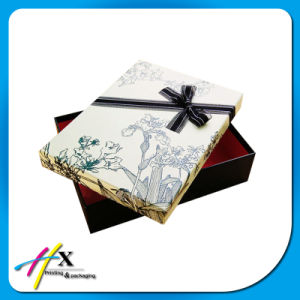 Customize Eco-Friendly White Kraft Paper Bag with Handle pictures & photos