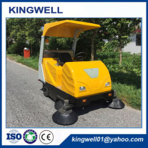 1760mm Electric Road Sweeper Machine (KW-1760C) pictures & photos