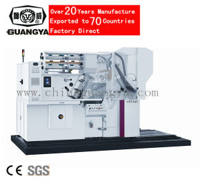 Tl780 Automatic Foil Stamping and Die Cutting Machine (longitudinal 2, transversal 2) pictures & photos