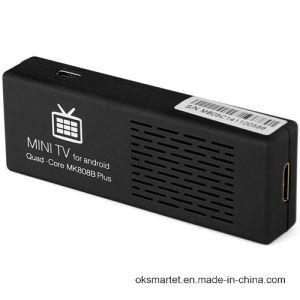 Oksmart Android Mini Rk3066 Mk808b Plus Bluetooth TV Sticks Smart TV Box pictures & photos