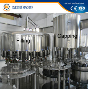 Automatic Bottle Drinking Mineral Water Filling Machine pictures & photos