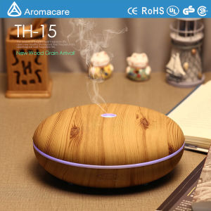 2016 New Wood Print Aroma Diffuser for Office pictures & photos
