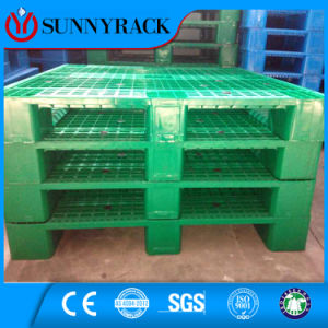 Environmental Friendly High Quality HDPE Plastic Pallet pictures & photos