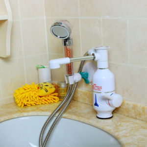 Electric Water Heating Faucet for Shower Bathroom