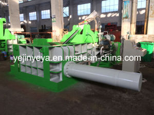 Automatic Steel Shavings Baling Press (YDT-160) pictures & photos
