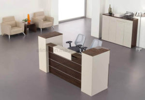 Foshan Factory Hotel Counter Office Reception Desk (HX-RT14005.1) pictures & photos