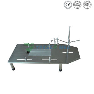 Stainless Steel Vet Lab Small Animal Pet Sugical Table pictures & photos