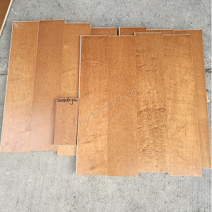 Engineered Birch Wood Flooring with 12mm /15mm Thickness pictures & photos