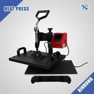 8 in 1 Multifunctional Lowest Price T-Shirt Heat Press Machine HP8IN1 pictures & photos