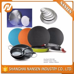 Alloy Aluminum Plate for Cookware Utensils (A1050 1070 1100 3003) pictures & photos