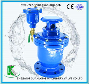 Combined Type Double Orifice Air Vent Valve (FGP4X) pictures & photos