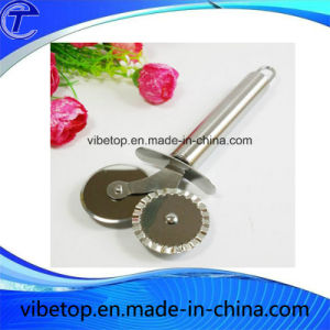 New and High Quality Stainless Steel Pizza Knife pictures & photos