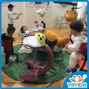 Fashionable and Lovely Dental Chair for Children pictures & photos