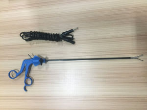 2017 Geyi Laparoscopic Instruments China Laparoscopic Maryland Alligator Forceps pictures & photos