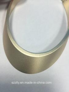 6063 Aluminum/Aluminium Oval Shape Extrusion Alloy Profile pictures & photos