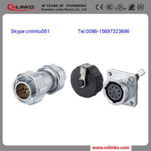 Cnlinko Yz20 Metal Waterproof Power Connector/9pin Connector pictures & photos