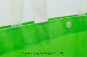 Tote Non Woven Shopping Bag with Customized Printing pictures & photos