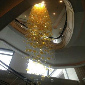 2016 New Design Round Blown Glass Balls Pendant Lamp pictures & photos