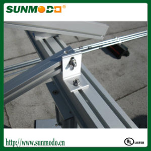 Hot Sale Aluminium Solar Mounting L Bracket for PV Mount Structure pictures & photos