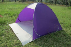Portable Pop up Tent or Beach Tent pictures & photos