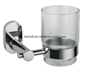 Bathroom Hardware Accessories Single Tap with Glass Cup (1201) pictures & photos