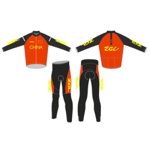 Custom OEM Quick Dry Mountain Bike Cycling Jersey pictures & photos
