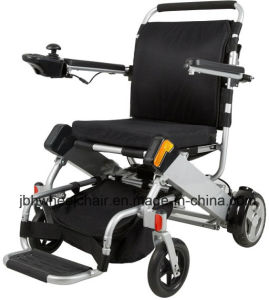 Easy Folding Portable Disabled Electric Power Wheelchair for Elderly pictures & photos
