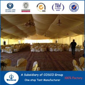 Cosco Aluminium Party Tent with Decoration pictures & photos