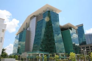 Aluminium Composite Panel Projects pictures & photos