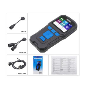 New Diagnostic Scanner Fcar F-50r for Reading Errors of Diesel Cars in Russian Original F50r pictures & photos