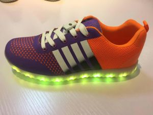 New Style Moer Color LED Shoes/ Casual Shoes /Leisure&Comfort Shoes pictures & photos