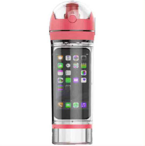 Ibottle Plastic Sports Water iPhone Bottle (R-1195) pictures & photos