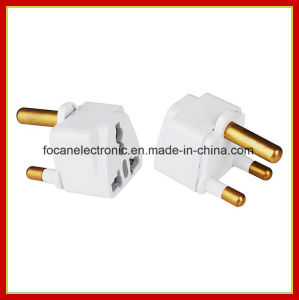 India/ South Africa Plug Travel Adapter pictures & photos