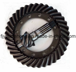 Crown Wheel and Pinion for Mitsubishi/Final Gear/Mc817479/PS190/Ratio 6: 37 pictures & photos