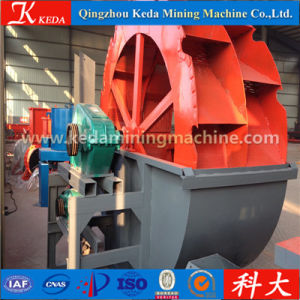 Wheel Bucket Sand Washer for Sand Cleaning pictures & photos