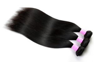 Indian Virgin Hair Weaving Silky Straight 16inches pictures & photos
