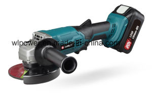 20V 4.0ah Cordless Angle Grinder Lithium Power Tool pictures & photos