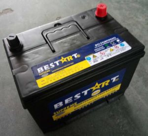 Factory Wholesale Price Bci-24 (N50ZMF-12V60Ah) Lead Acid Batteries Auto Start Car Battery pictures & photos