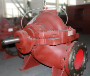 Ots Types Double-Suction Axial Split Volute Casing Waterworks Centrifugal Pump pictures & photos