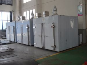 GMP Industrial Vegetable & Fruit Dehydrator/Food Drying Machine pictures & photos