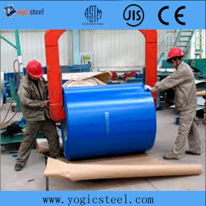 Pre-Painted Galvanized Steel Coil with PVDF Material pictures & photos