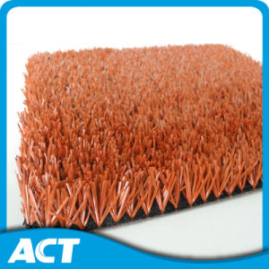 19mm Fibrillated Tennis Artificial Grass Particles Infills pictures & photos