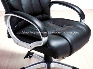 High Quality Leather Swivel Task Chair Office Chair for Furniture (TG-OF001) pictures & photos