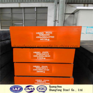 Premium AISI H13 High Quality Tool Steel Plate 1.2344 pictures & photos