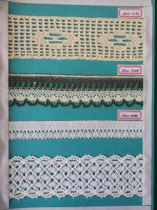 Computerized Jacquard Lace Knitting Machinery pictures & photos