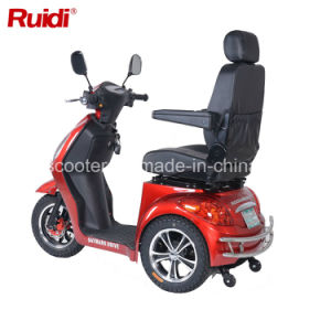 950W Motor Three Wheels LCD Digital Display Electric Scooter pictures & photos