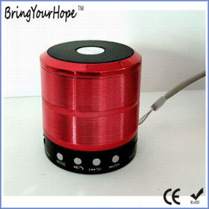 Metal Shell TF Play MP3 Bluetooth Mini Speaker (XH-PS-673) pictures & photos