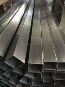 304/304L Square Stainless Steel Pipe pictures & photos